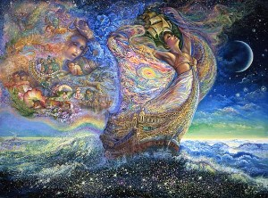 «Океан сновидений» Джозефина Волл
