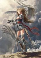 Астральная воительница