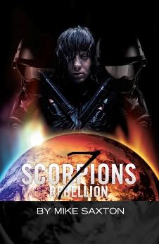 Книга «7 Scorpions: Rebellion» Майка Сакстона