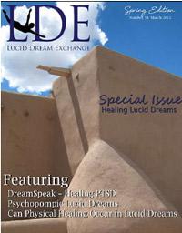 Обложка 58-ого выпуска журнала «Lucid Dream Exchange»